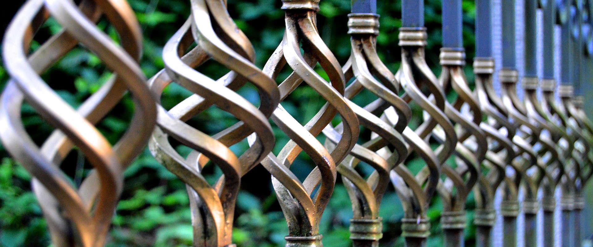 Clôtures et poteaux