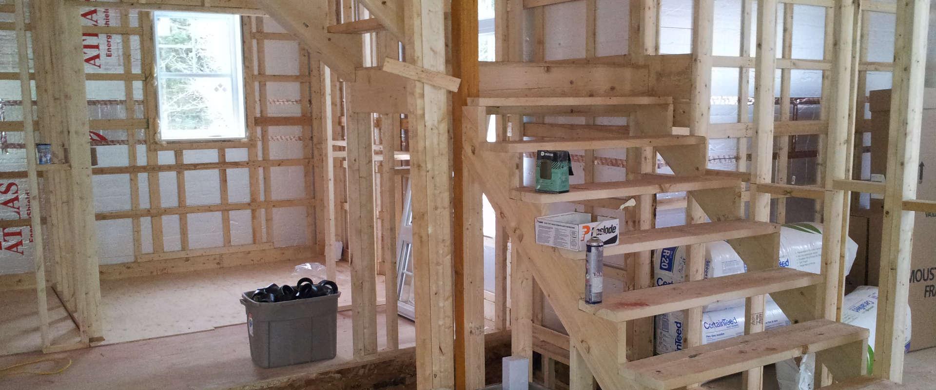 Construction neuve, soumission de prix