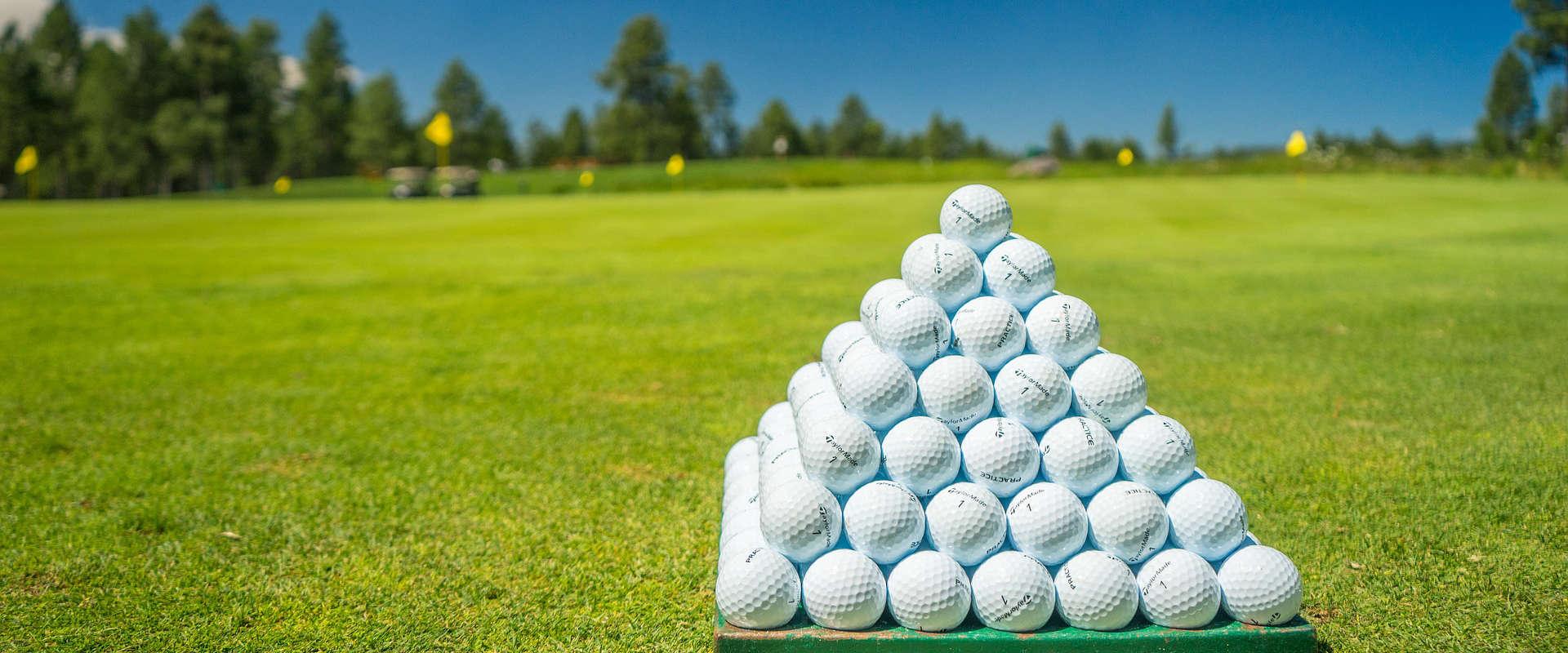 Prix pour équipement de golf, accessoires de golf et terrain de golf