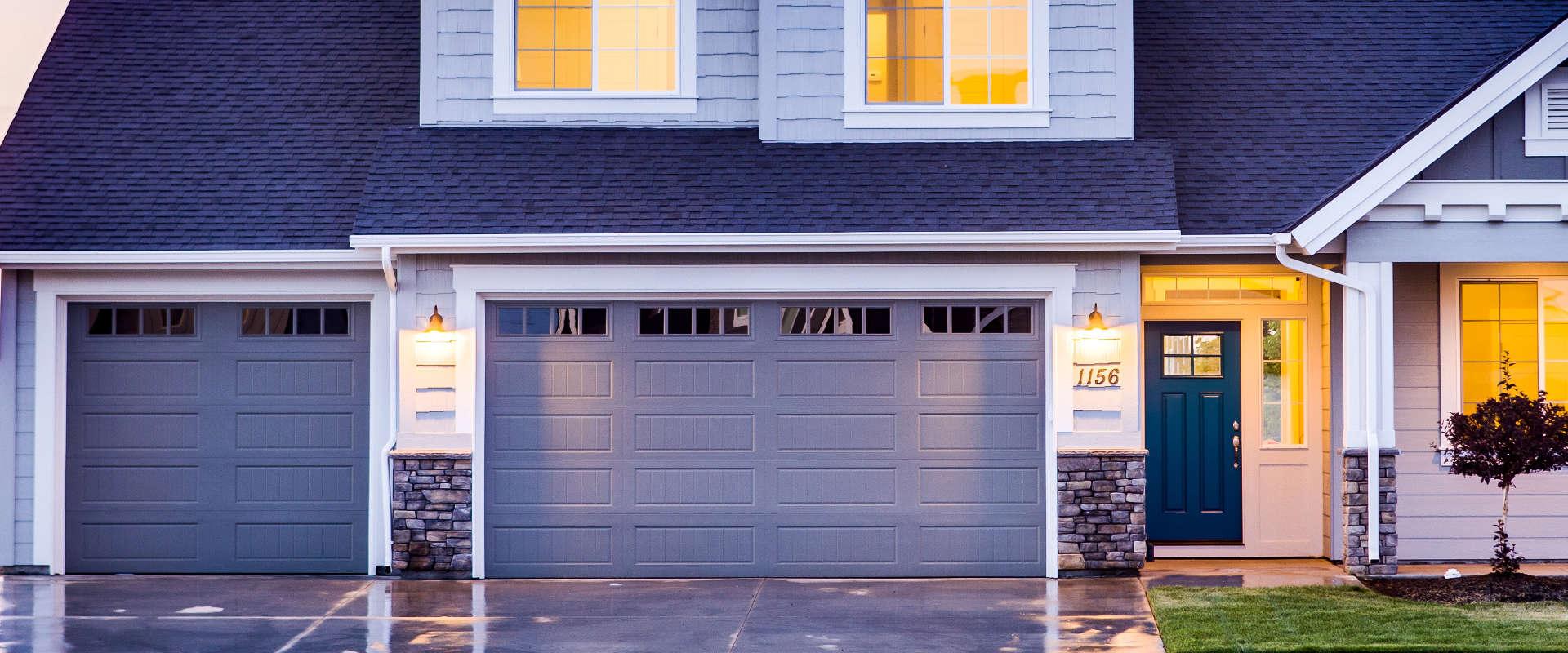 Prix pour l'installation d'un porte de garage
