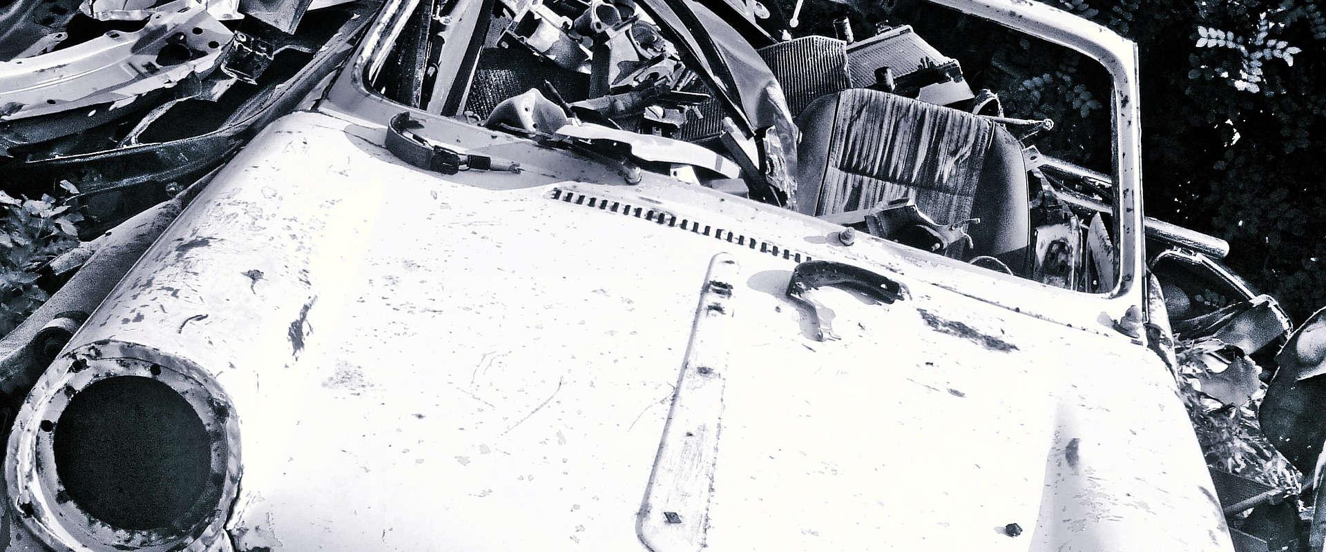 Prix pour recyclage voiture et récupération