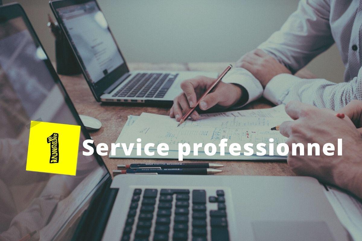 Services professionnels au meilleur prix au Québec