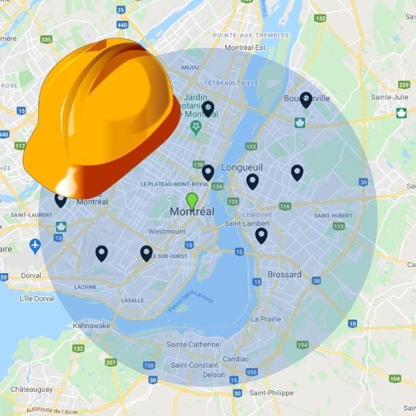 Trouver un entrepreneur général en construction à Montréal